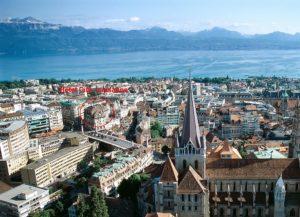 La richesse de Lausanne