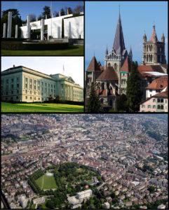 Lausanne compte plus de 160 nationalités