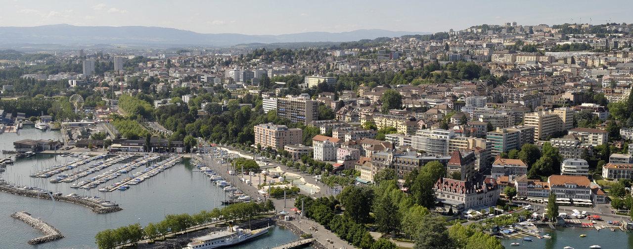 Lausanne, une ville toujours plus cosmopolite